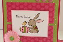 Cards - Spring, Easter & Valentine's