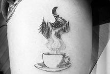 tattoo with kamilie