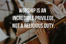 Worship ❤