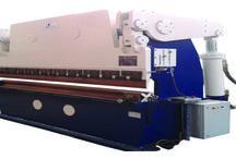 Hydraulic Press Brake Manufacturers - iPan Machineries india