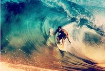 F♦️ Surf / Communion avec les éléments...
