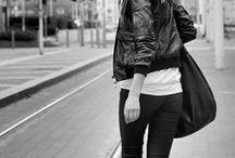 Street fashion photo