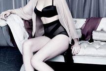 Celebrities & Lingerie / Heiress Schaefer lingerie