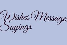 wishes message