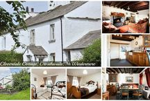 Cloverdale Cottage, Crosthwaite, Near  Windermere / Cloverdale is a traditional Lake District cottage which makes the most perfect  family cottage.  http://goo.gl/71Jt9T #LakeDistrict #FamilyCottage #RomanticCottage