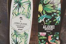 Longboard, Pennyboard, Skateboard...^^