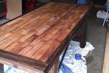 mobilier divers din lemn