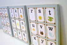 baby wall art/prints