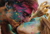 Love Colors / Holi dance festival