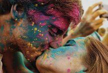Love Colors / Holi dance festival