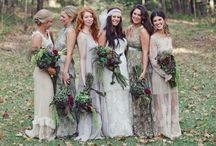 Rustic Country Barn Chic Weddings / A visual array of ideas for rustic, barn chic, country weddings.