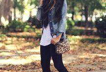Fancy fashion / Leuk, hippe, trendy kleding en outfit ideeën