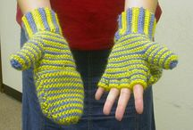Crochet Gloves Mittens