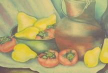 pinturas - óleo sobre tela