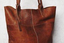 Handbags / Lots of handbags