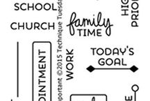 planner, palanner stickers