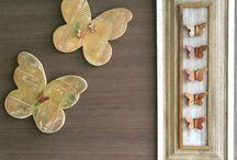 Artesanato em madeira / Existem muitas possibilidades de artesanato que podem ser feitos com madeira, veja lindas inspirações!