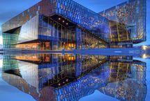 Architecture Verre