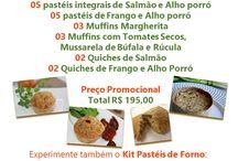 Nossos Programas e Kits / Programas de refeições criados para você ter mais praticidade e saúde!