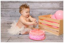 Birthday Sessions! / Children's Birthday Photography Ideas!