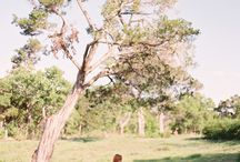Barefoot Bohemian at Camp Lucy / Camp Lucy wedding inspiration to awaken your inner hippie.