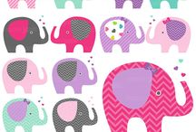 elephant decoracion
