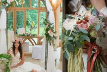 heaven Scent floral arch to hire