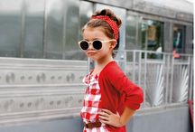 kids fashion / by Linda Poe