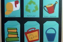 Class Organization & Management / by Angela Gaggero