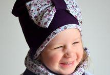 шьём детские шапки