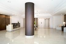 Lobbies by Leighton Design Group / Residential & Hotel Lobbies.
