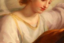 Szent Gábor arkangyal testvér / Szent Gábor arkangyal nagyon kedves kísérő és védőszent éppen mint az egész angyali kar