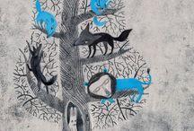 _i l l u s t r a t i o n / Inspired _Illustration / by Louisa Relia