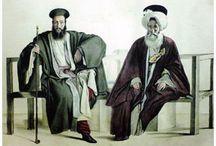 Κοινωνικές ομάδες / Οικονομικοί και κοινωνικοί μετασχηματισμοί στην προεπαναστατική περίοδο.