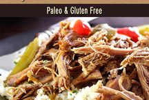 Paleo recipes / Healthy diet