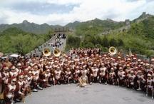 USC's World Ambassadors / We bring The Spirit of Troy to the world.