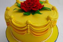 Cakes I love / by Adriana Helou
