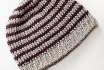 뜨개질 모자