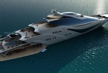 Yacht design / Some idea of different design