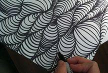 Zentagle & doodles