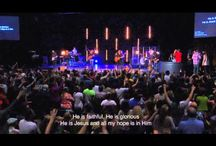 Music Moments / A collection of moments from worship at Bethel Church.