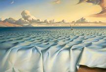 Painting. Salvador Dali