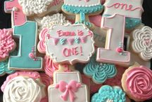 1st Birthday Ideas / Pin know to remember later :) / by Kelly Harnett