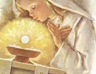 First Communion and Christening/ komunia św.i chrzest
