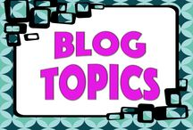 Blog Topics / Blog topics and blog posts from The Colorado Classroom