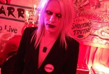 Morgue ♡ / Morgue is very inspirational to me. He changed/helped me. His acts are absolutely amazing! I just love him ♥  / by T-Rex (≧∇≦)
