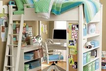 Kids Bedrooms / by Laurie Allred