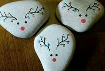 piedras navidad