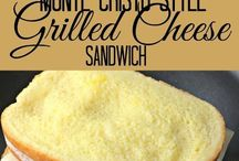 Easy Sandwich & Burger Recipes / 0