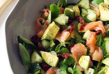 Lekkere salade